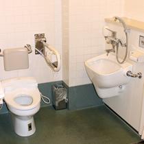 だれでもトイレとオストメイト